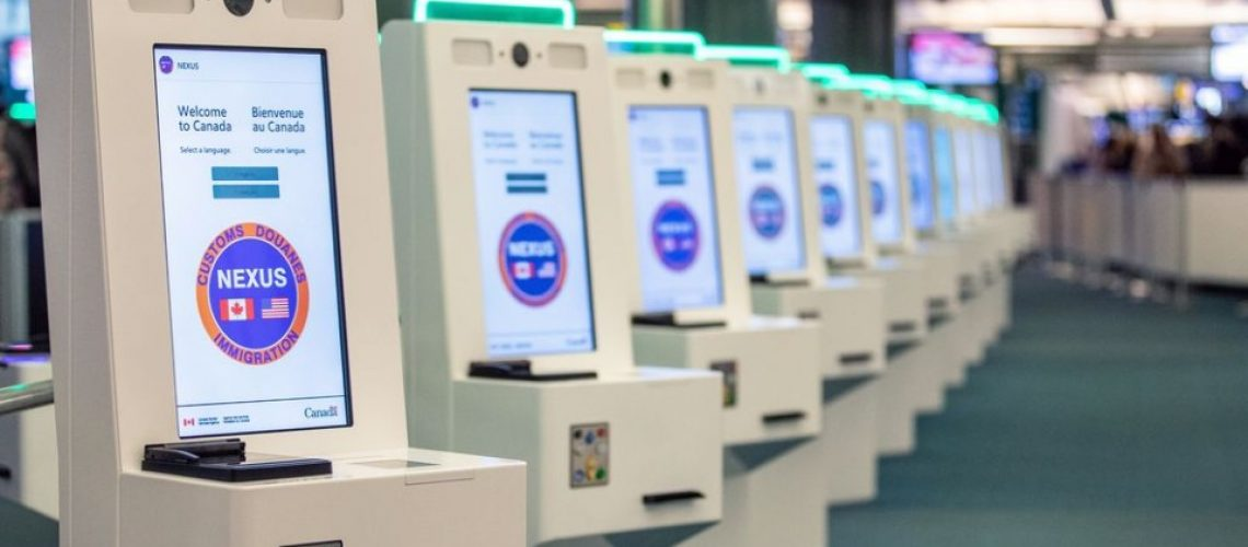 CBSA Transitions from Iris to Facial Verification for NEXUS Members